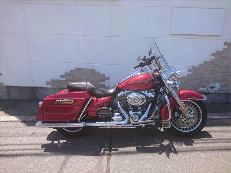 2013年 Harley Davidson FLHR 103
