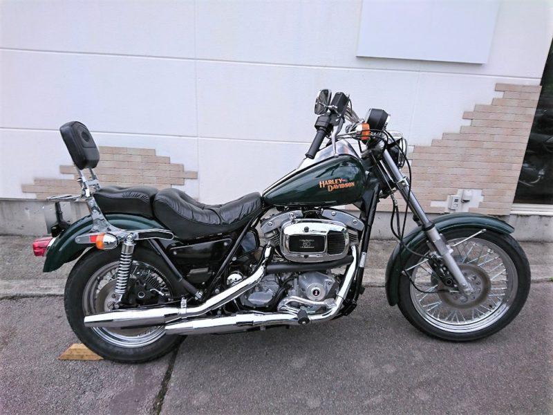 1982年 Harley Davidson FXR